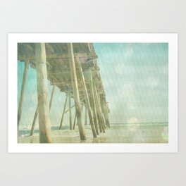 Pier 1 Art Print