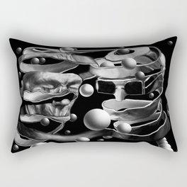 Union by Bandage Rectangular Pillow
