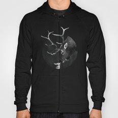 Elk and Rabbit Hoody