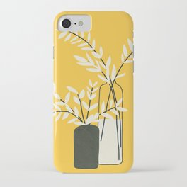 Abstract Vases iPhone Case