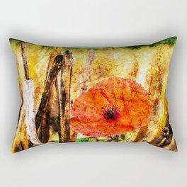 Et papaver Rectangular Pillow