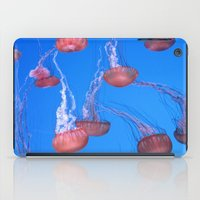jelly fish iPad Cases featuring Jelly fish by Digipix604