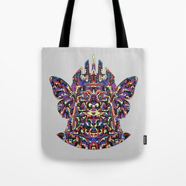 Dimensional Traveller Tote Bag