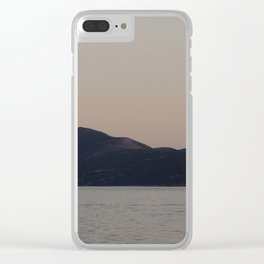Kafka on the Shore Clear iPhone Case