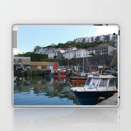 The Harbour - Burnham Overy Staithe Laptop & iPad Skin