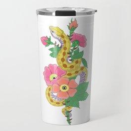 The Serpent Underneath Travel Mug