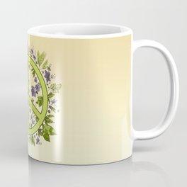 Flower of Pacific Coffee Mug