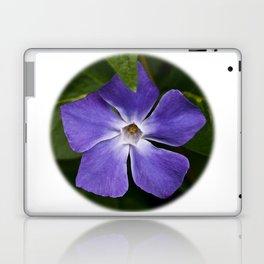 Purple Pinwheel Laptop & iPad Skin