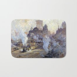 Colin Campbell Cooper Grand Central Station Bath Mat
