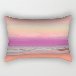 Ocean Reflection Seascape 3A Rectangular Pillow