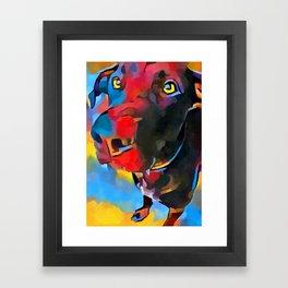 Labrador Retriever 3 Framed Art Print