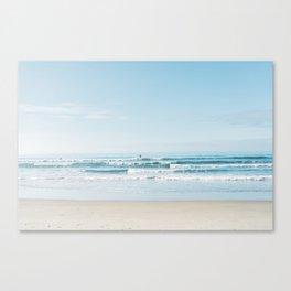California Surfing Canvas Print