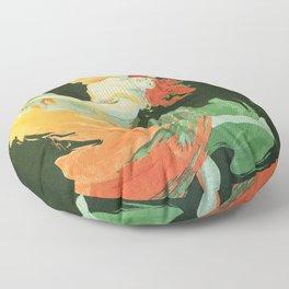 La Loie Fuller Floor Pillow