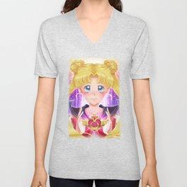 FanArt Sailor Moon Unisex V-Neck