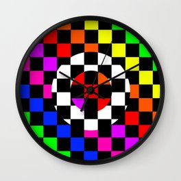 Triggle | Colorful Secret Geomoetry | Play Wall Clock