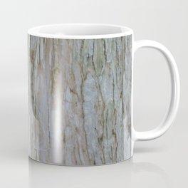 TEXTURES -- Dawn Redwood Bark Coffee Mug