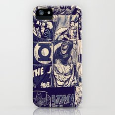 Comic Land Slim Case iPhone (5, 5s)