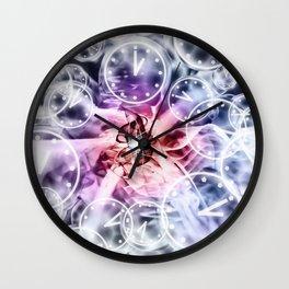 Quantum Reality - Multiple Universes - Relativity Theory Wall Clock