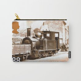 W7LLR No 822 The Earl Carry-All Pouch
