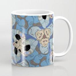 Jewel Thief tessellation Coffee Mug