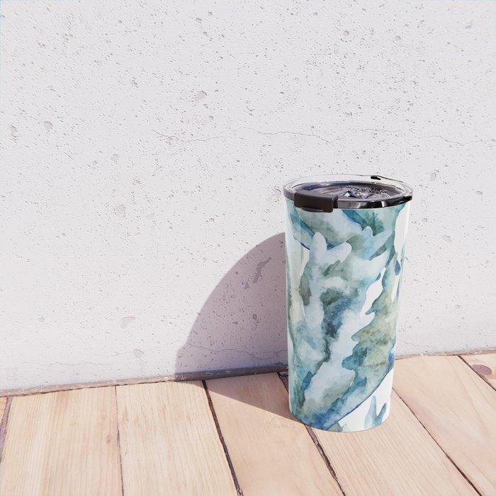 Sea Life Pattern 02 Travel Mug
