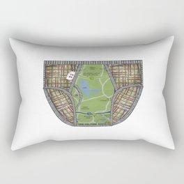 UNDERWEAR LOVE: NY UNDIES Rectangular Pillow