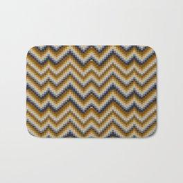 Patchwork Colours - sand Bath Mat