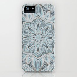 Winters Frost iPhone Case