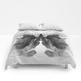 Form Ink Blot No. 25 Comforters
