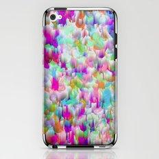 Neon Rain iPhone & iPod Skin