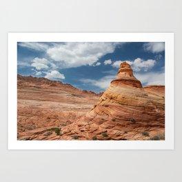 The Wave #2 - Arizona Art Print