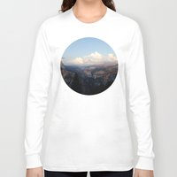 yosemite Long Sleeve T-shirts featuring Yosemite by Leah Flores