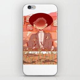 Corn-Cob Kiddo iPhone Skin