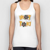 philippines Tank Tops featuring IkoToki: University of the Philippines, Diliman by Franchie