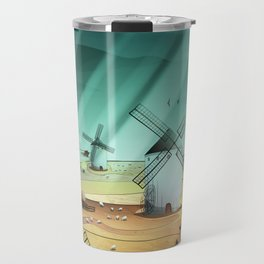Glorious Days Travel Mug