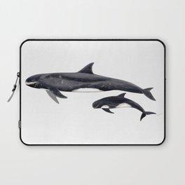 Pygmy killer whale Laptop Sleeve
