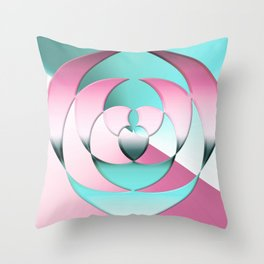 Coordination - 2 Throw Pillow