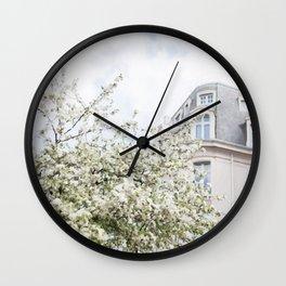 Maison Wall Clock