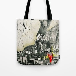 Escaping Sisyphus. Tote Bag