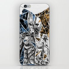 TORN iPhone & iPod Skin