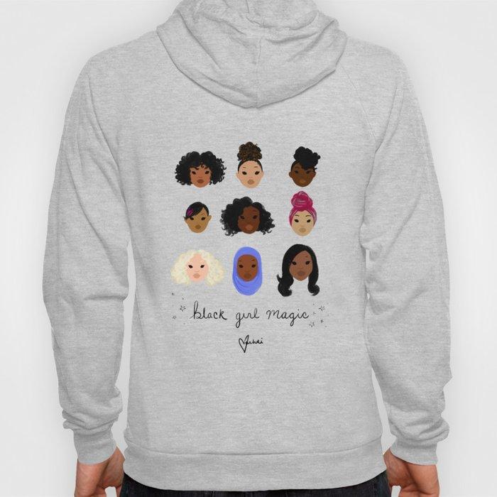 Black Girl Magic (looks) Hoodie