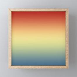 Aega Framed Mini Art Print