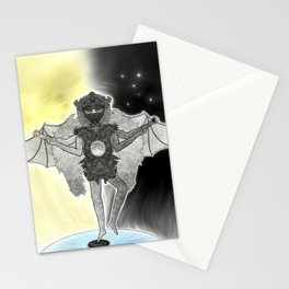 Minister of Fate Stationery Cards