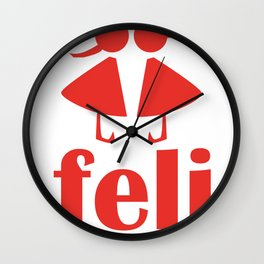 feli Wall Clock