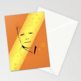 David Bowie - Starman Stationery Cards