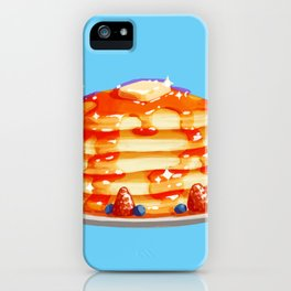 Deluxe Pancakes iPhone Case