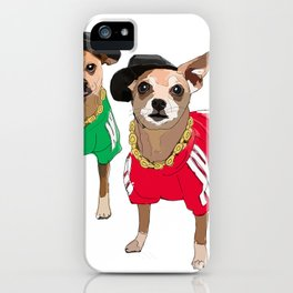 Run DMChi iPhone Case