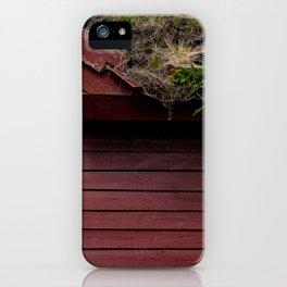 The Scandinavian House iPhone Case