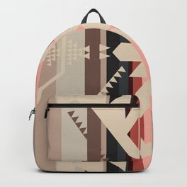 American Native Pattern No. 285 Backpack