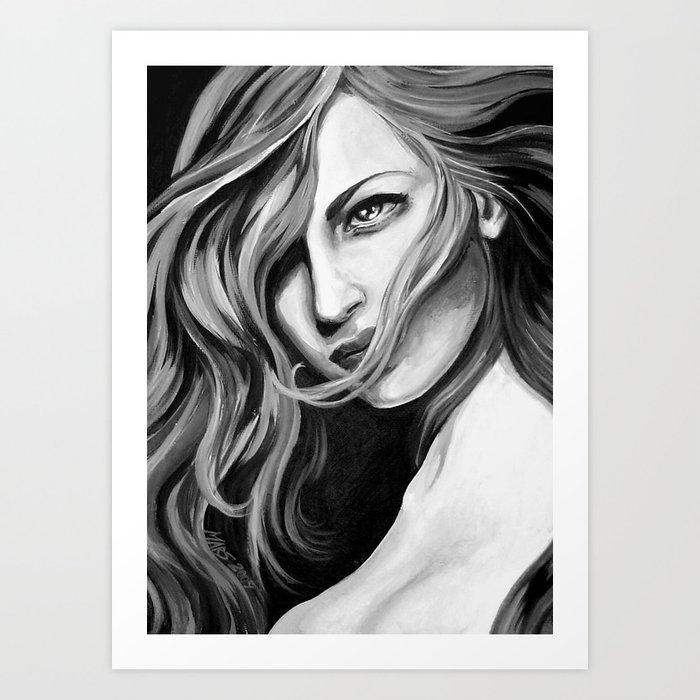 Vigilance Art Print